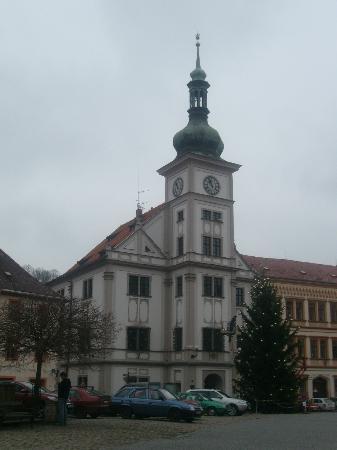 Loket, Republik Ceko: Mestska Radnice