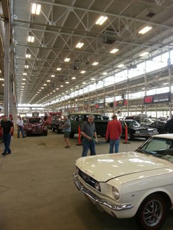 These Card Sold At Mecum Auctions Picture Of Indiana State - Car show indiana state fairgrounds