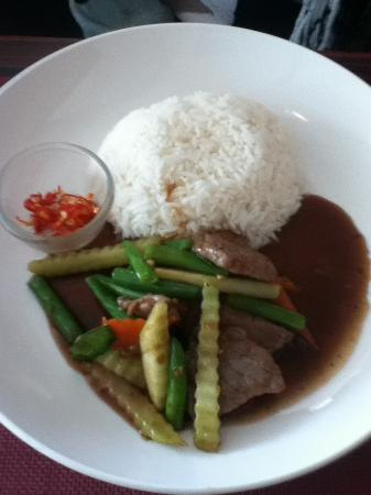 Red Crab Thai Restaurant: Lunch Special