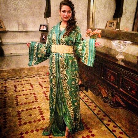 Riad Dar Beija: Princesse marocaine