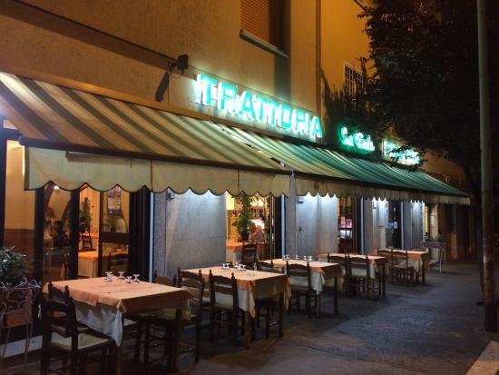 templo Rápido autobús  RISTORANTE PIZZERIA LA PERLA, Rome - Trionfale - Restaurant Reviews, Photos  & Phone Number - Tripadvisor