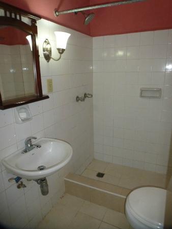 Hotel Isla de Cuba : The washroom to the room