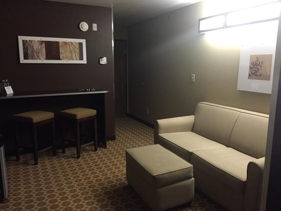 Microtel Inn & Suites by Wyndham Buckhannon: Nice, clean, and spacious!
