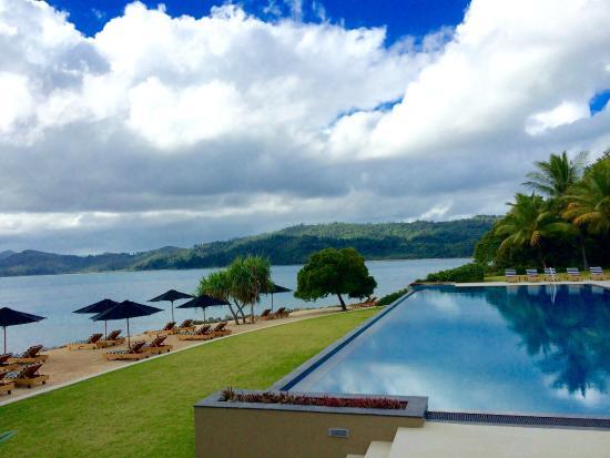 Qualia Resort: Jardines exteriores