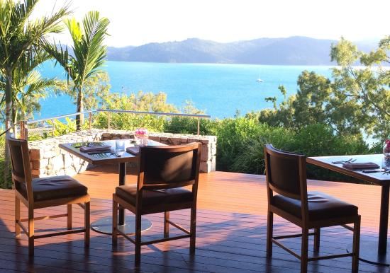Qualia Resort: Long Pavilion