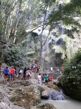 Tumalog Falls: May 2015 discovery