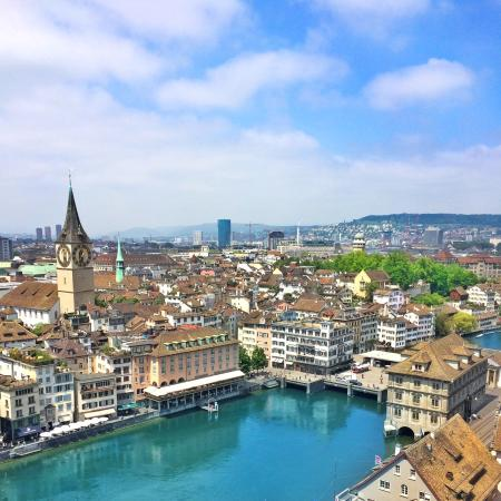 Travel Guides For Zurich