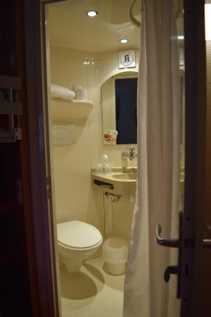 Premiere classe bayeux updated 2017 hotel reviews price comparison france tripadvisor Premiere bathroom design reviews