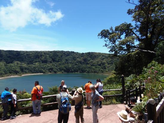 Tours Paradise Costa Rica : Poas Volcano National Park, Costa Rica
