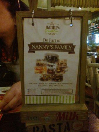 Nanny's Pavillon (Kitchen)