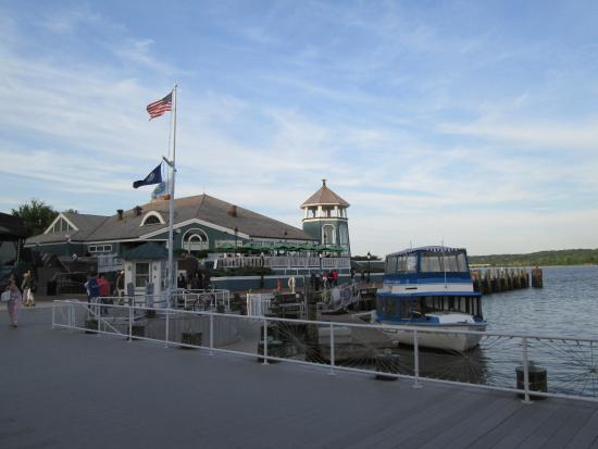 Chart House Is Located In The Heart Of Old Alexandria