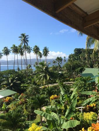 Daku Resort: View from Yoga Shala