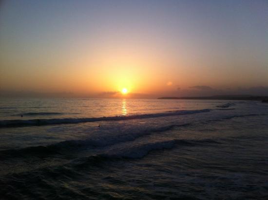 ซานเคลอแมนที, แคลิฟอร์เนีย: Por do sol em San Clemente