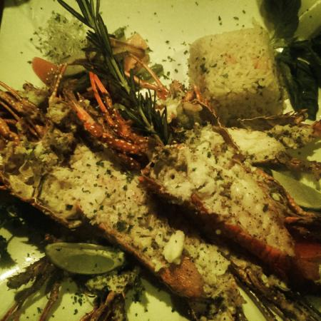 Los Tres Cocos: Another incredible dinner