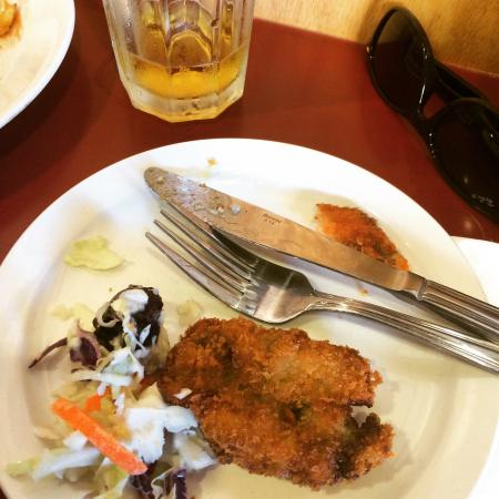 Tony S Fish And Oyster Cafe Review