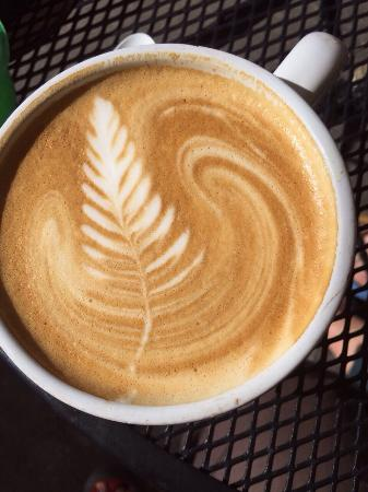 Moab Coffee Roasters: Cafe Latte