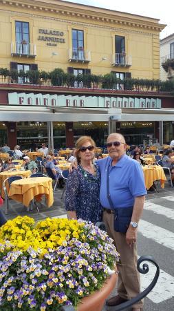 Hotel Villa Di Sorrento: Sorrento maggio 2015