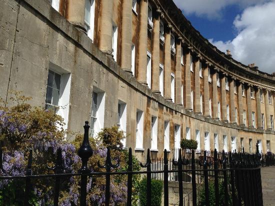Roots Travel & Tours: Royal Crescent, Bath