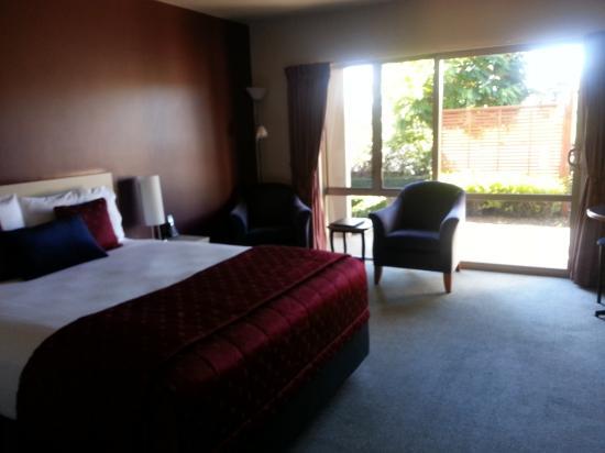 Ashburton Motor Lodge: Room 5
