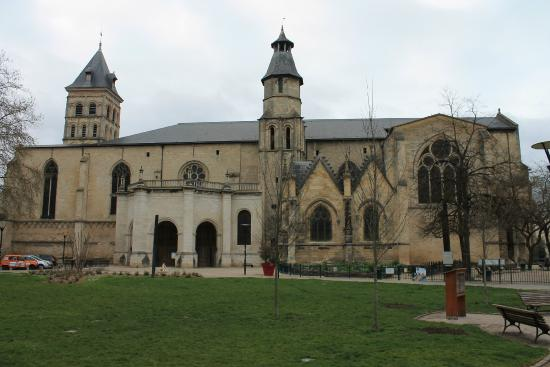 Site Archéologique de Saint Seurin