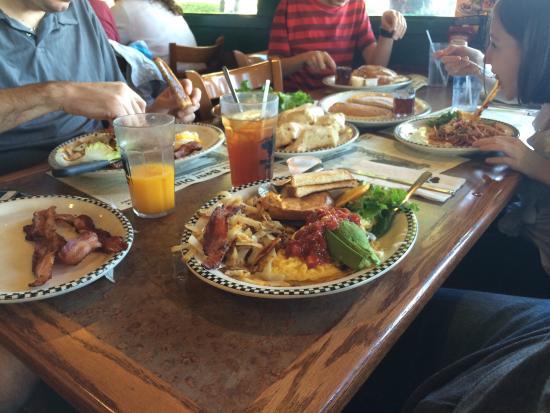 Gilroy Restaurants Breakfast