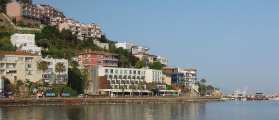 Efe Boutique Hotel: Hotel