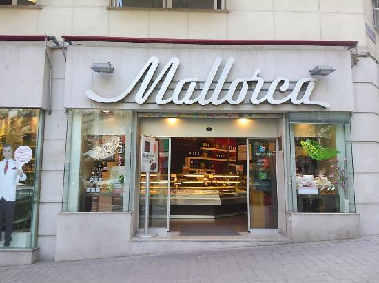 Mallorca velazquez tienda calle