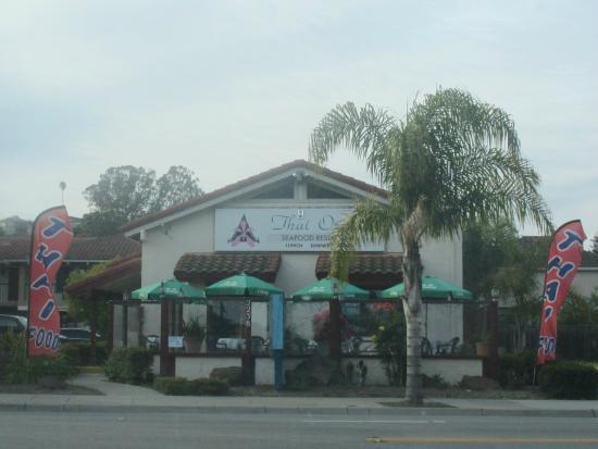 Thai Orchid Restaurant, Santa Cruz, Ca