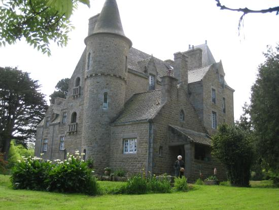 Château de Kergouanton