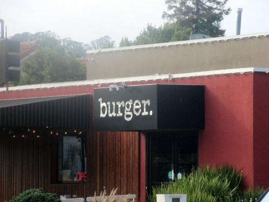 Burger, Santa Cruz, Ca