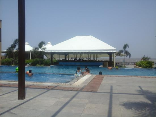 The Gold Beach Resort View Of Pool