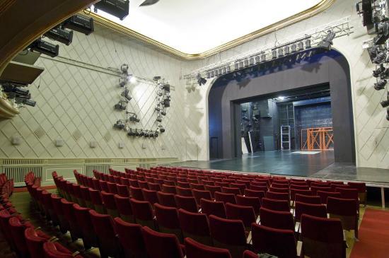 Maxim Gorki Theater Bühne Bild Von Maxim Gorki Theater Berlin