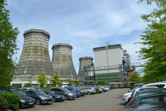 KEMPE Komfort Hotel: Energiecentrale in de stad