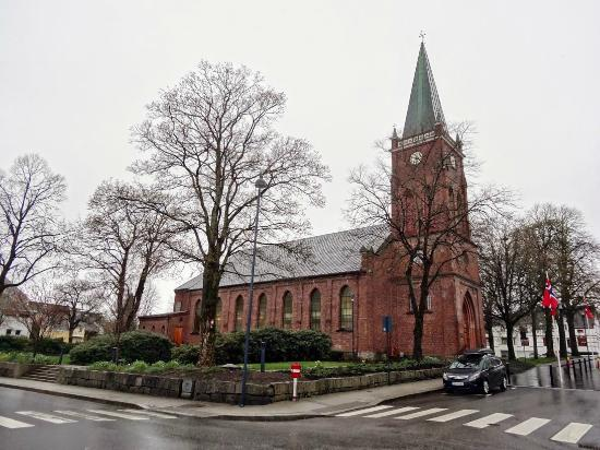 Sandnes Church