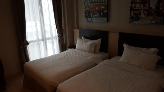 Pergola Hotel: Bedroom
