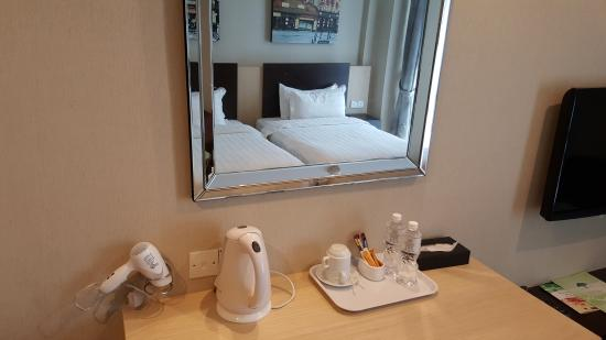 Pergola Hotel: Pantry