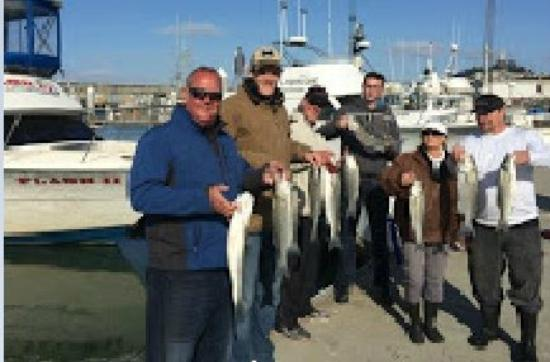 Flash sport fishing charters of san francisco for Charter fishing san francisco