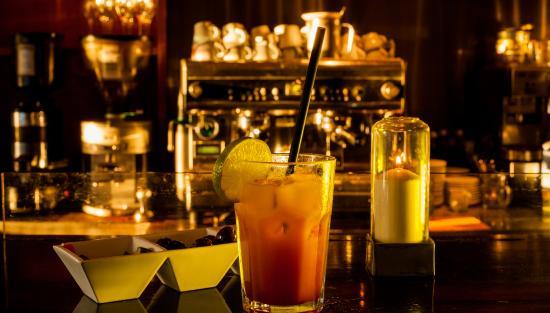 Cafe Cuadro: Cocktails im Cuadro