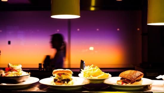 Cafe Cuadro: Die besten Burger der Stadt