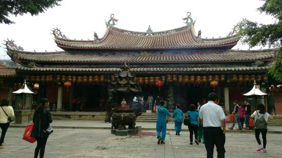 Tianhou Temple of Quanzhou: 廣場1