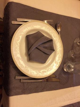 Hotel restaurant auberge du Tuye: Restaurant