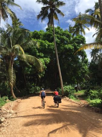 Bike Zanzibar - Day Tours: Stunning ride through the Zanzibar countryside