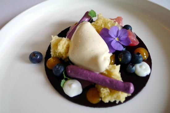 t Vlasbloemeken Dessert - Picture of t' Vlasbloemeken, Koewacht ...