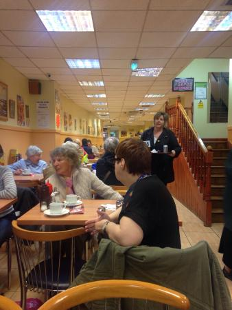 Frenchgate Cafe