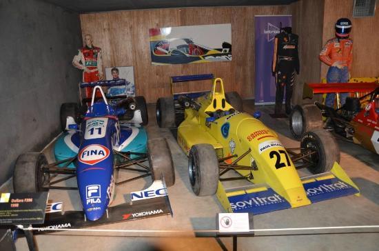 Musee du Circuit de Spa-Francorchamps