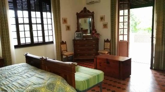 Villa i Tigli: Camera Appartamento Pervinca