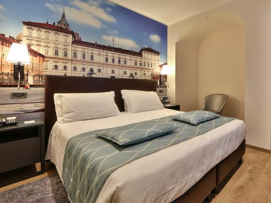 Best Western Plus Hotel Genova, Hotels in Turin