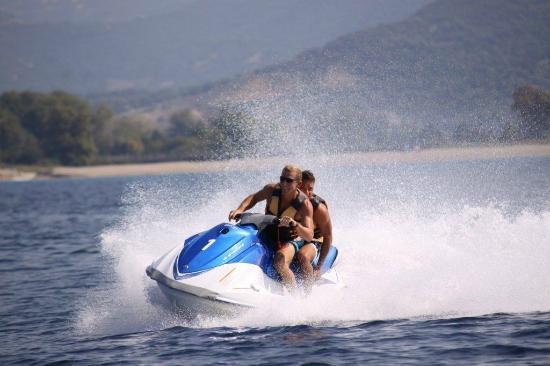Corsic'adventure: jet ski