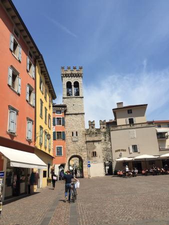 Porta san michele picture of san michele city gate riva - San michele a porta pia ...