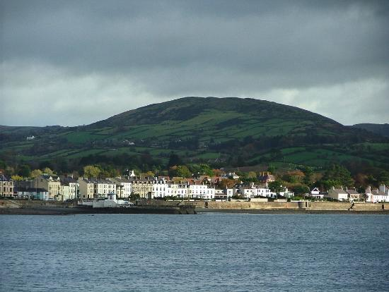 Omeath, Irland: View2